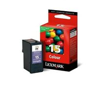 LEXMARK COLOUR 15 Z2300 Z2310 Z2320 X2600 X2630 X2650
