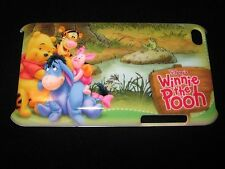 Pooh & Friends Hard Case for iPod Touch 4th Gen By The Pond Piglet Eeyore Tigger