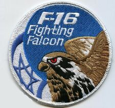 FIGHTING FALCON F-16 JET FIGHTER SWIRL PATCH COLLECTIONS: Israel Air Force IAF