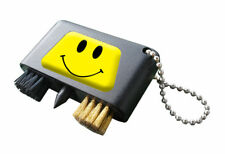 Smiley Golf Groove Cleaner - Society Gift