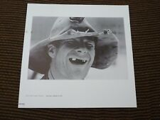 Single Page 2 Sided Wavy Gravy Romney Chet Helms Coffee Table Book Photo