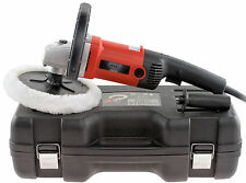 "POLISHER CAR BUFFER SANDER ELECTRIC NEW SWARTS 1200W 180MM 7"" VARIABLE SPEED"