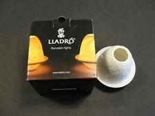 Lladro Porcelain Lights Lithophane Votive Light Deer Candle Cover