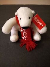 Coca Cola Polar Bear Plush