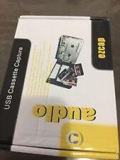 Ezcap Audio USB Cassette Capture!!!