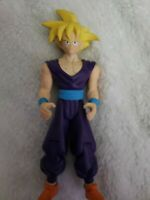 SS Gohan Action Figure Irwin Dragon Ball Z DBZ Super Saiyan 2001 Teen