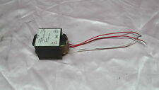 SMALL TRANSFORMER 120 VOLTS AC INPUT 10.5 VOLTS OUTPUT  20VA