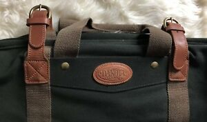 DAKOTA By TUMI Weekender Garment Carry On Travel Bag Multi Compartment