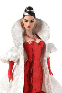 Victoire Roux Sparkling New Year Doll #73029 The East 59th Coll NRFB LE550