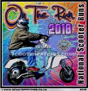 Scooter Runs Patch 2018