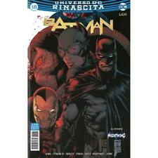 BATMAN RINASCITA 18 - DC COMICS - BATMAN 131 - RW LION ITALIANO - NUOVO
