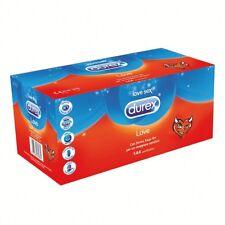 144 Preservativi Profilattici DUREX LOVE Classici 12 Confezioni da 12 Pz