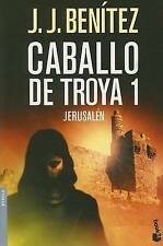 Caballo De Troya 1: Jerusalen (Spanish Edition)-ExLibrary