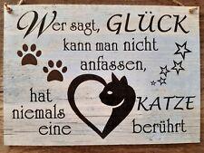 "Schild Wandschild Holzschild /""Rottweiler/"" Holzoptik verwittert handgemacht"
