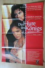 Filmplakat - Die Hure des Königs ( Timothy Dalton , Valeria Golino )