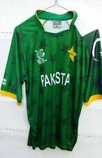 Zoom Hamza Pakistan ICC T20 World Cup 2012 Sri Lanka Jersey Pepsi Green Size XL