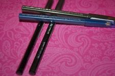 2X Styli Style GLITTER EYE LINER PENCIL #901 BLACK + 2 FREE EYELINER BLUE/GREEN