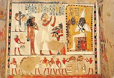 BR49987 Thebes tomb of noble menna      Egypt