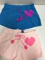Betsy Johnson, Trolls, Cozy Sweater Shorts, NWT