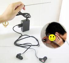 Mini Spy Ear Amplifier Wall Device Audio Listening Bug Wiretap Listening Device