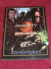 Serenity Role Playing Game Adventures (2008) Margaret Weis Firefly Joss Whedon