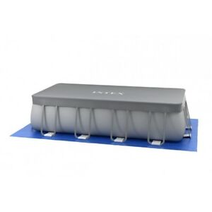 INTEX 10756 Telo di copertura per Piscina Intex Ultra Frame rettangolare 549x274