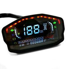Motorrad Tachometer LCD Digital Drehzahlmesser Zaddox CXS B-Ware