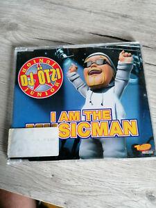 CD Maxi DJ Ötzi, I am the Musicman