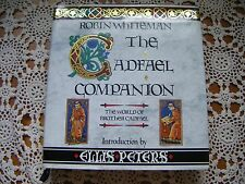 The Cadfael Companion- Robin Whiteman / Ellis Peters-1st /1991/ DJ / HB/ Signed
