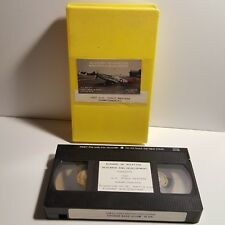 1987 U. S. Scale Masters Championships VHS R.C. Aviation Documentary