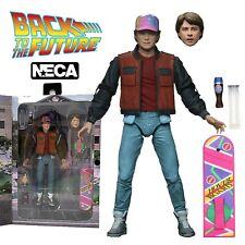 Figure Back To The Future Figura Regreso Al Futuro Marty McFly 18cm Figurine