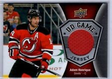 2016-17 Upper Deck Series 1 Game Jersey #GJ-AH Adam Henrique