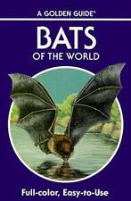 NEW! Golden Guide BATS of the World Identification Identify Habits MR1