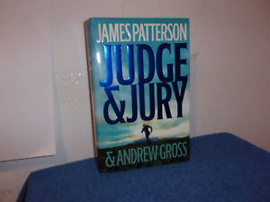 Judge and Jury by James Patterson and Andrew Gross (2006, Hardcover)