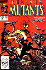 New Mutants Vol. 1 (1983-1991) #80