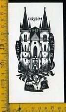 Ex Libris Originale Alexandro Radulescu c 109 Josef De Belder