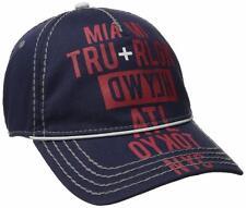 New True Religion Men's Navy Tour Cities Baseball Adjustable Hat Cap / TR1952