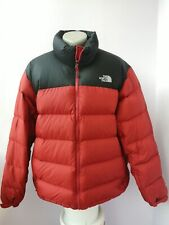 The North Face Nuptse Red Down Jacket Size:XL