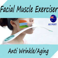 Facial Muscle Exerciser Mouth Toning Tool Exercise Toner Anti Wrinkle/aging MN