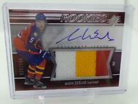 SPX Rookies Auto Patch 4 Color Patch Aaron Ekblad 028 /249 Panthers