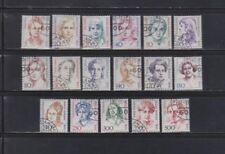 Gestempelte Briefmarken aus Berlin (1980-1990) aus Berlin