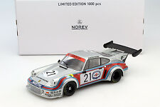1 18 Norev Porsche 911 RSR 2.1 Turbo #21 24h le Mans Dirty version
