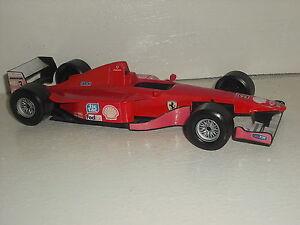 Hot Wheels Ferrari F2000 Michael Schumacher 1/24th scale
