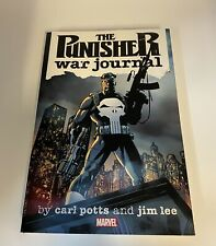 Punisher War Journal by Carl Potts & Jim Lee Complete Collection TPB Omnibus