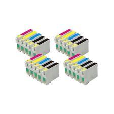 20 Tintas compatibles non oem para Epson  Stylus  S22 SX125 SX130 SX230 T1285