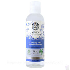 Natura Siberica CLEANSING TONIC for oily and combination skin 200ml