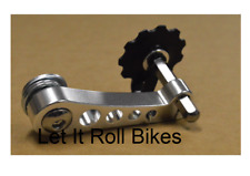 Silver Single Speed Bike Chain Tensioner Bicycles New