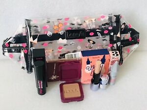 Benefit Hoola Porefessional With Benefit Clear Bag4-Piece Mini Lot 💯 Authentic