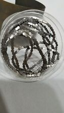 Well Made English Fusee Clock Chain 55in Long  (2)