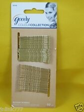A17:New 50x Goody Slideproof Bobby Pins-76738-Blonde